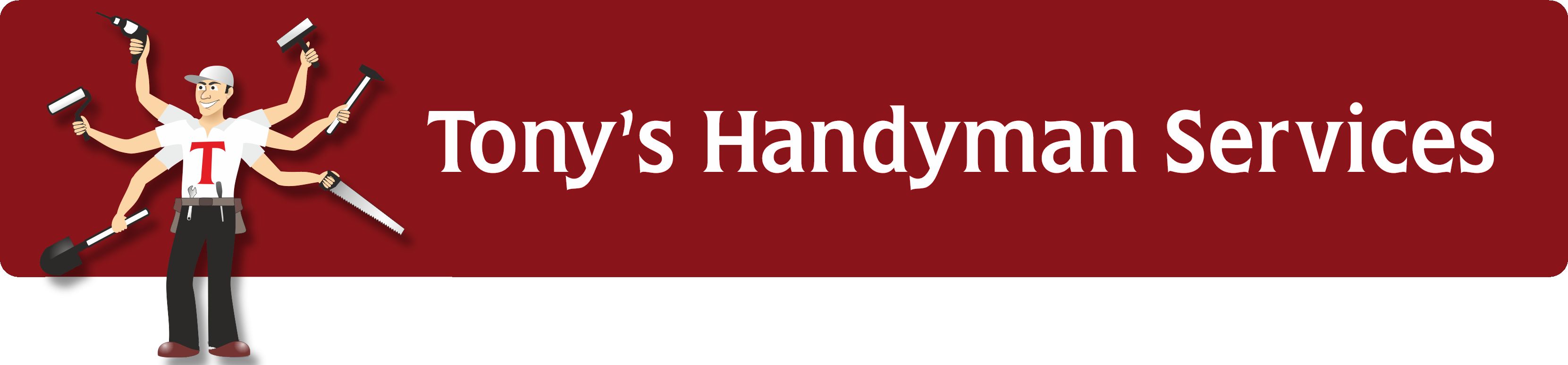 Handyman Services- Decorating, Electrical, Plumbing | Tony's DIY